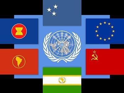 North American Union Flag