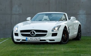 Mercedes-Benz SLS AMG Roadster (2012)