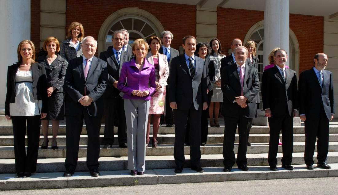 Consejo de Ministros en Derecho Administrativo