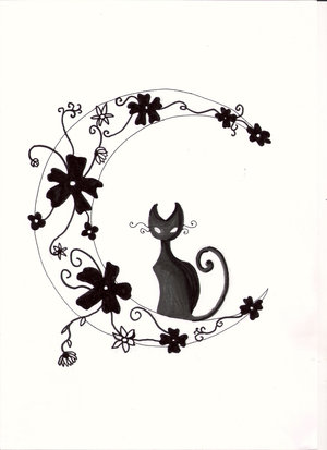 Cats Tattoo Picture