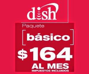Dish paquetes precios