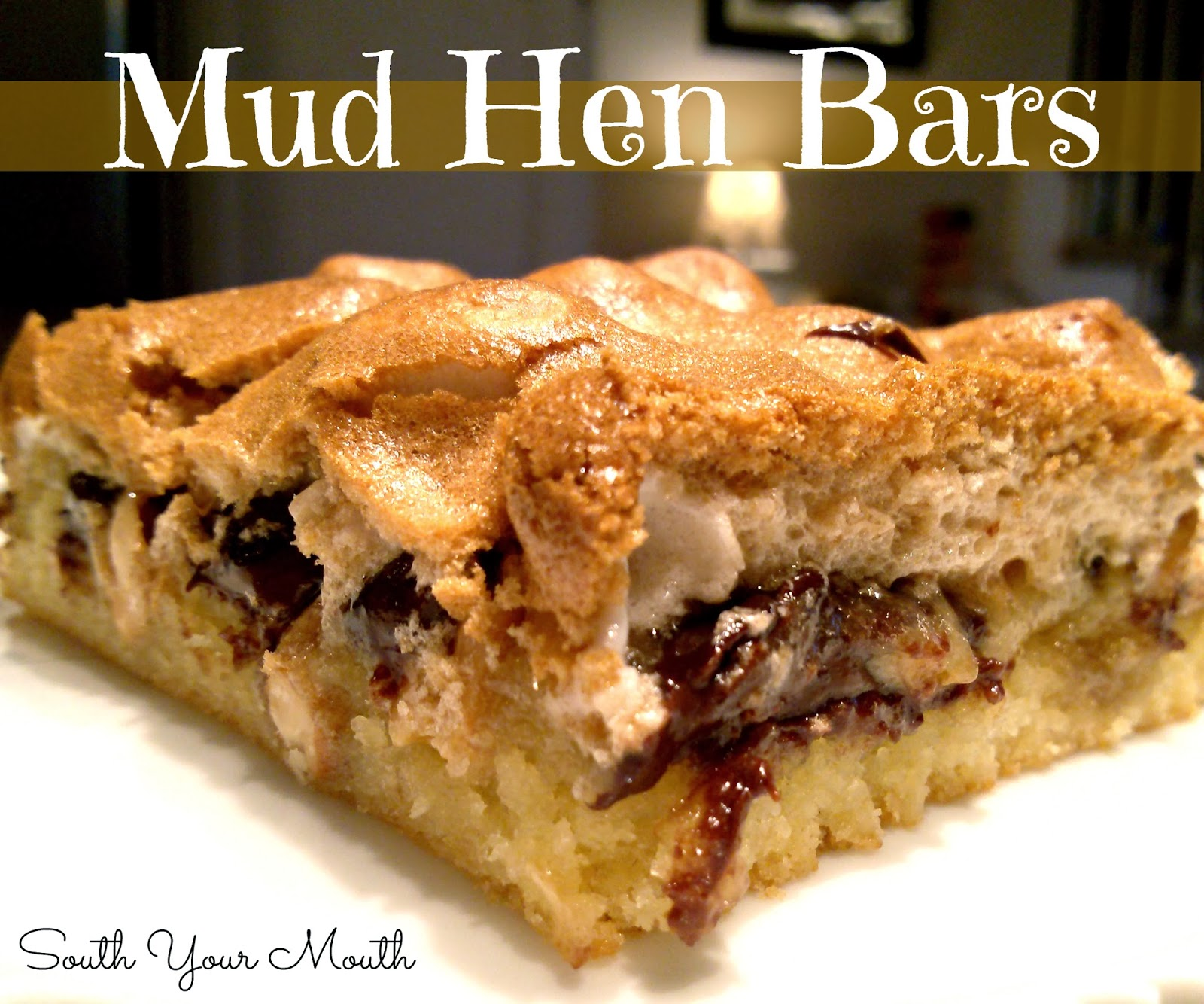 South Your Mouth: Mud Hen Bars