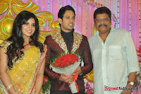 Celebraties at Actor Bharat n Jessy Wedding Reception Photos+%2528148%2529 Actor Bharath n Jessy Wedding Photos