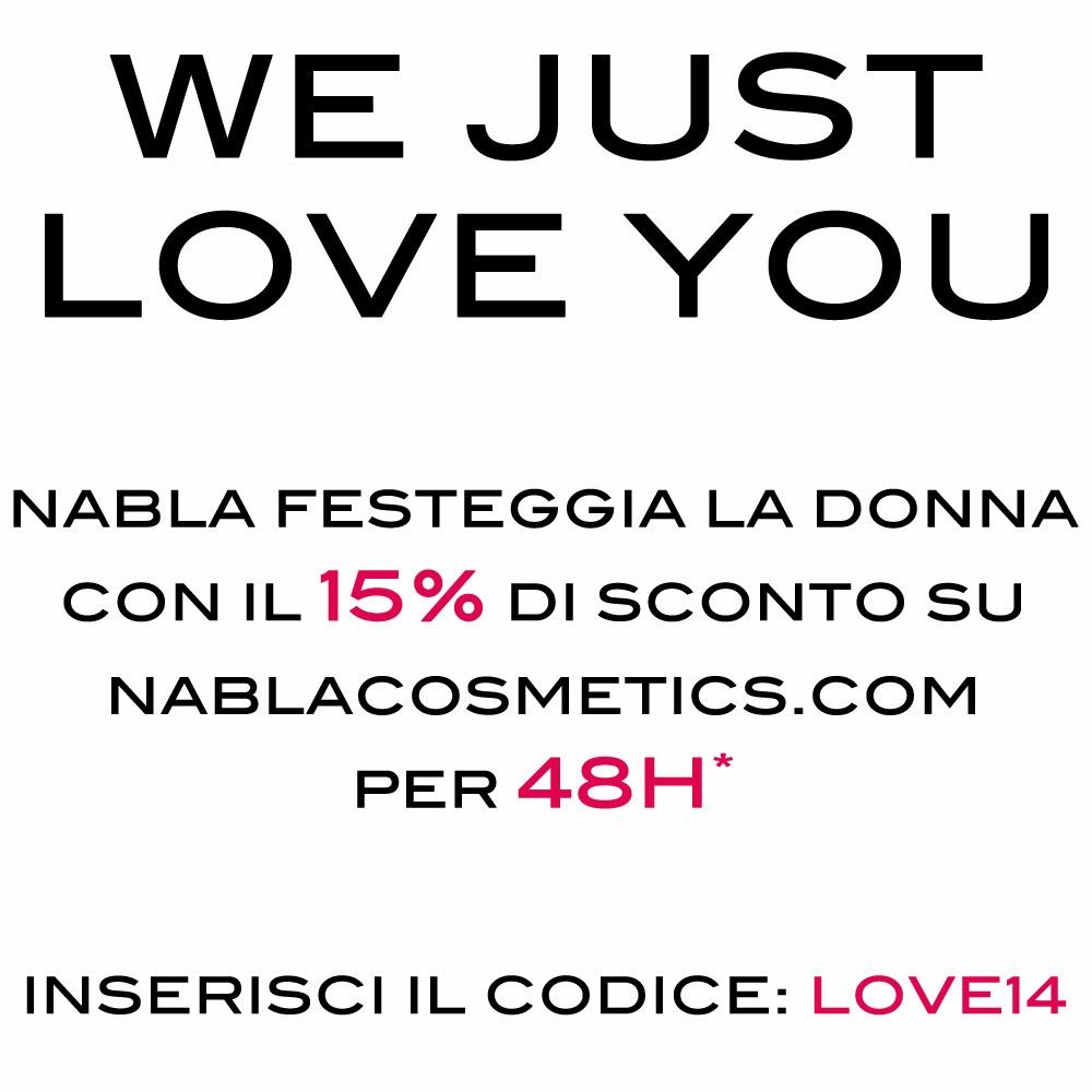 Nabla - Speciale Festa della Donna 8 marzo 2014