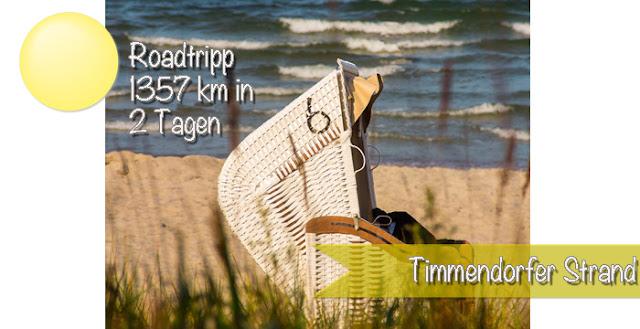 Von Ludwigshafen bis zum Timmendorfer Strand - Roadtripp