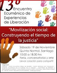 13° Encuentro Ecuménico de Experiencias de Liberación