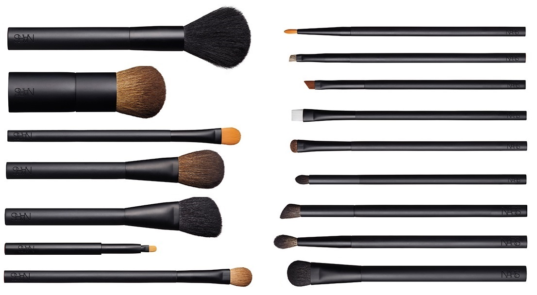 NARS Artistry Brushes collection