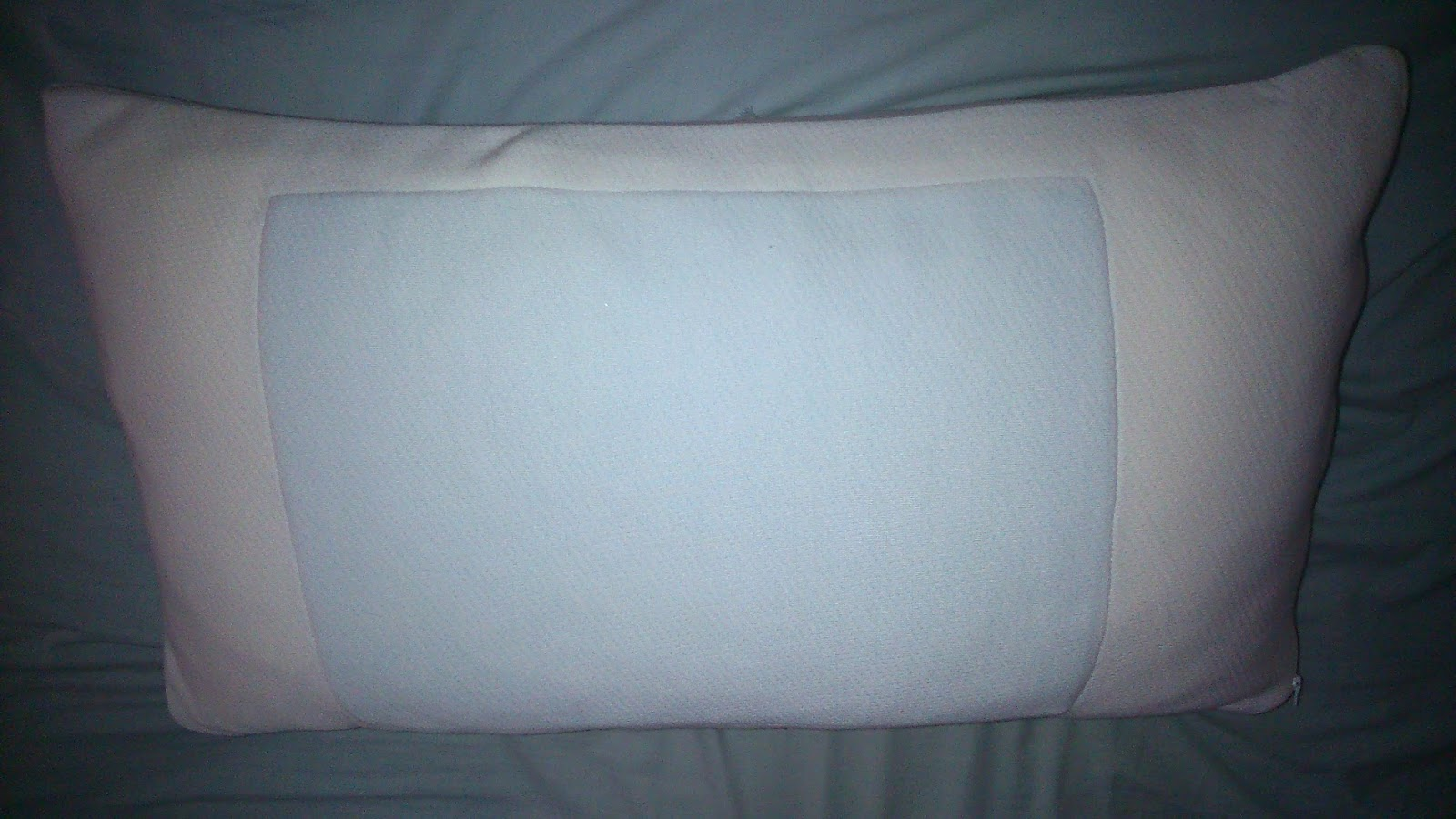 Slumberdown Mem-Gel Pillow Review - My Three and Me