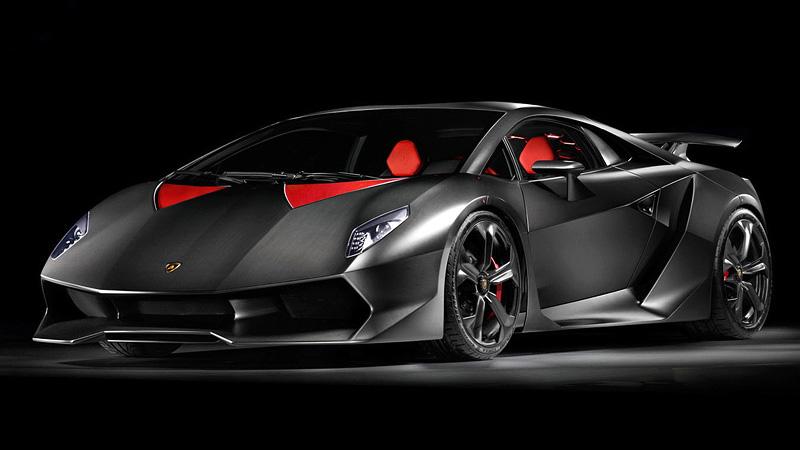 Lamborghini Sesto Elemento ~ top expensive car