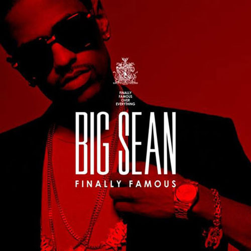 big sean my last single cover. ig sean my last album