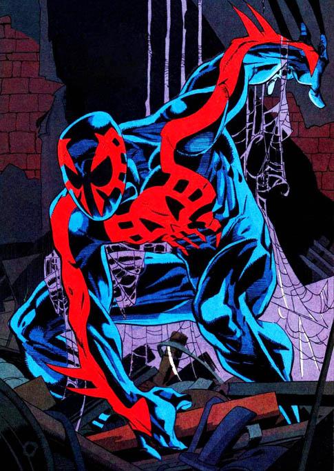 Il ritorno di spider man 2099 e un capitolo aggratise del - Libro da colorare uomo ragno libro ...