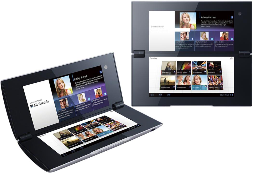 sony tablet p 3g mobiles phone arena. Black Bedroom Furniture Sets. Home Design Ideas