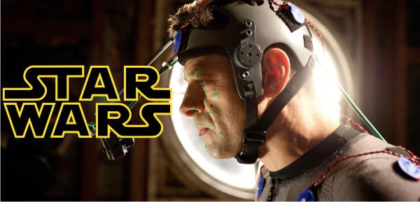 Andy Serkis fala sobre seu trabalho de captura de movimento em Star Wars: Episódio VII