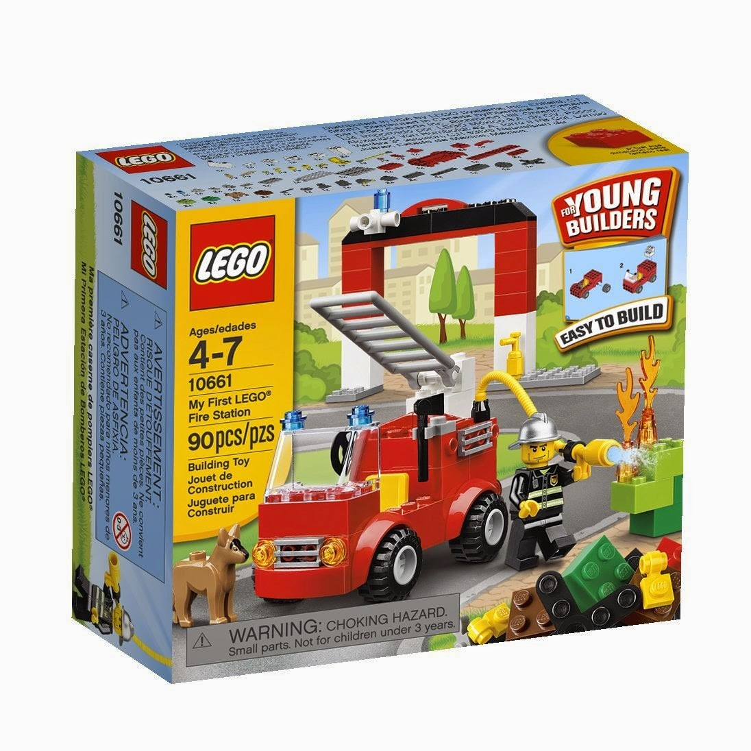 Lego Sets by 4 Years Old