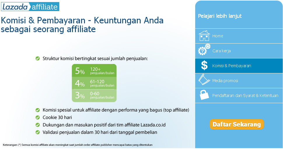 Affiliate Lazada, Affiliate Indonesia Terbaik 2014?