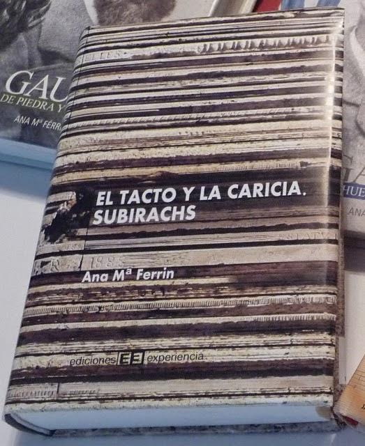 El TACTO Y LA CARICIA. SUBIRACHS