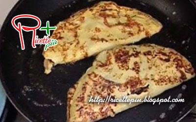Omelette Radicchio e Taleggio di Cotto e Mangiato