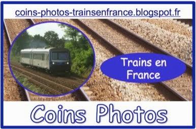 Trains en France - Coins Photos