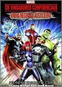 Os Vingadores Confidencial Viúva Negra e Justiceiro Torrent Dual Áudio