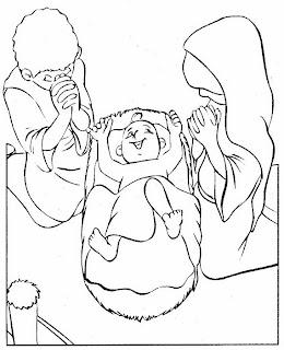 Nacimientos Navideños para Colorear, parte 4