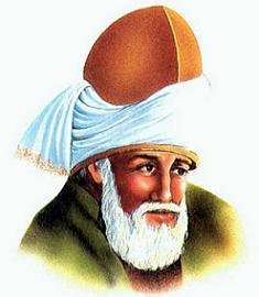 Jalaludin Rumi Seorang Pujangga Cinta dan Sufi