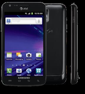AT&T Samsung Galaxy S2 Skyrocket