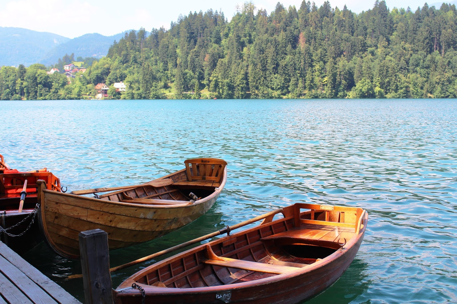 Travelling Slovinia - UK blogger