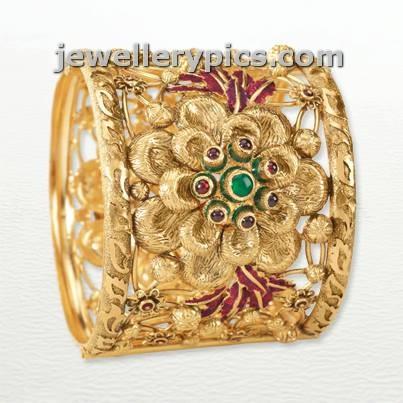 azva stylish bracelet   latest jewellery designs
