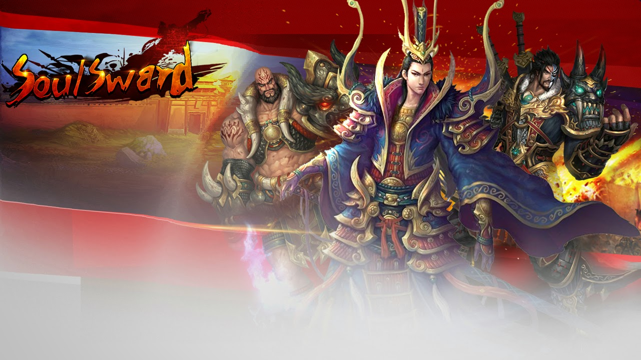 Three Kingdoms: Soul Sword Gameplay Android
