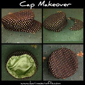 cap makeover tutorial