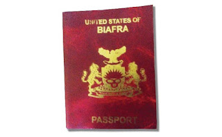 Biafra Passport
