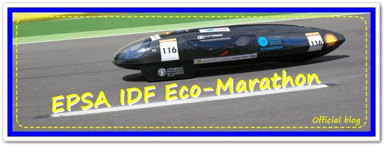 IDF Eco-Marathon.