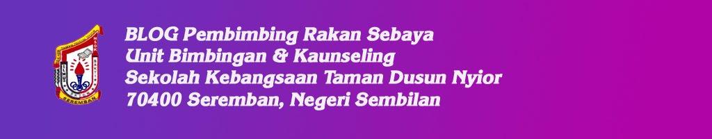 ...::::Pembimbing Rakan Sebaya SKTDN::::...
