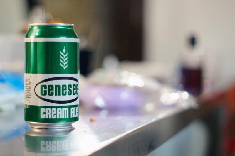 Genesee Cream Ale @ Defibrillator
