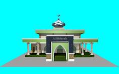 Pembangunan Mesjid AL HIDAYAH