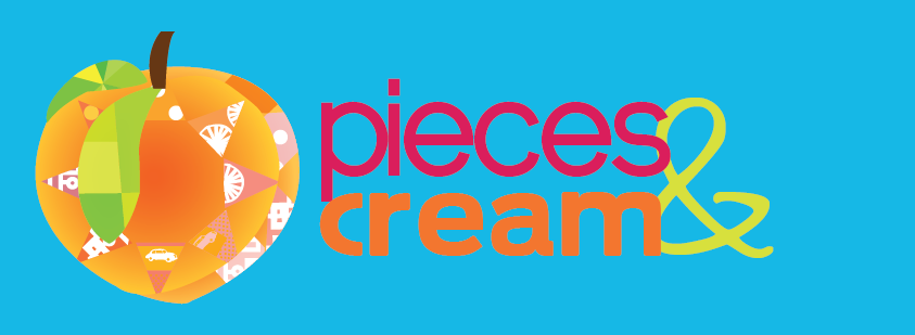 Pieces and Cream