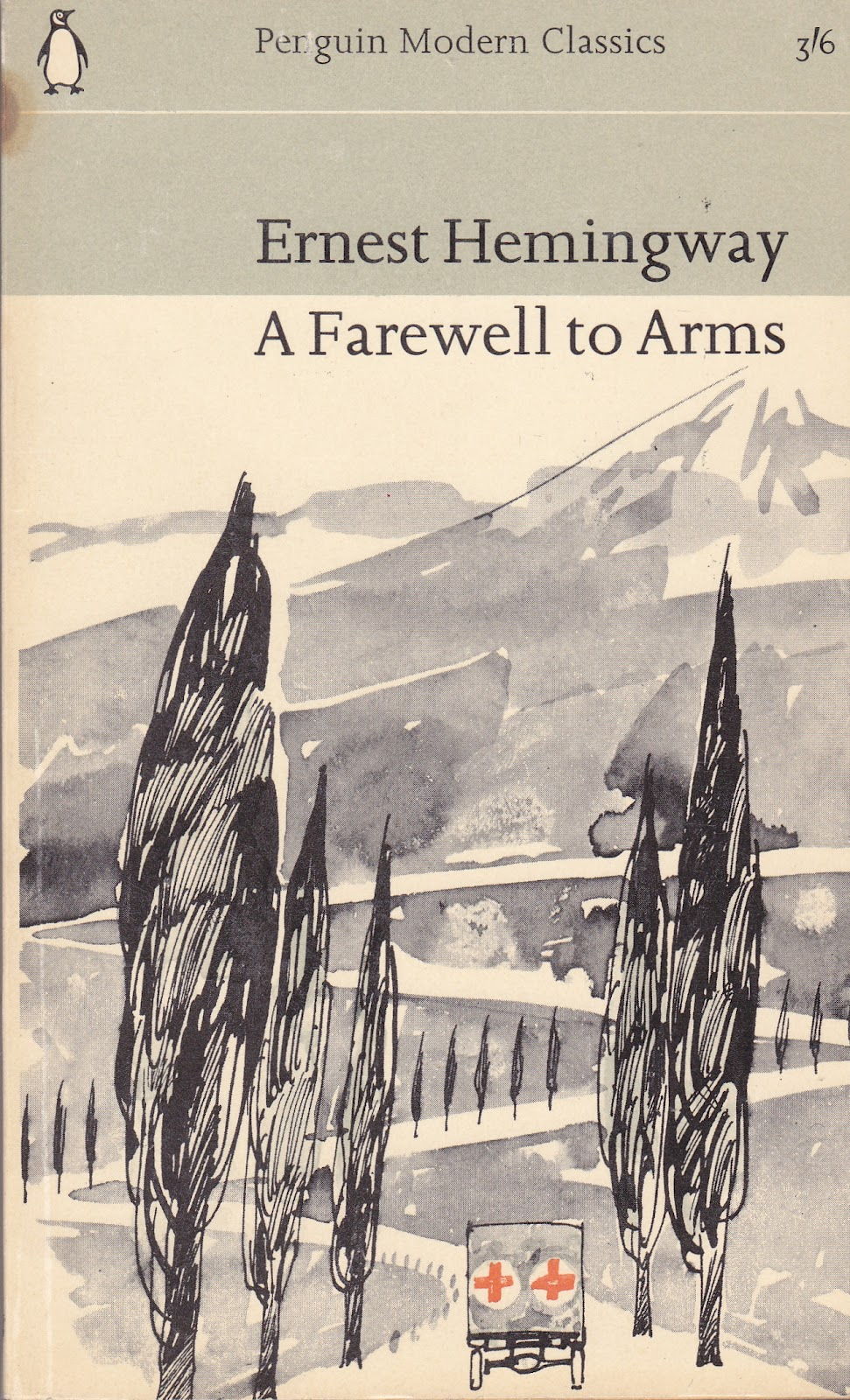 ernest hemingway a farewell to arms thesis Ways to find thesis ideas for a farewell to arms, this i believe essay topics in the homosexual adult novel a farewell to arms by ernest hemingway.