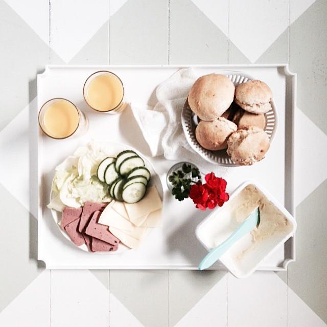snabba frukostbullar