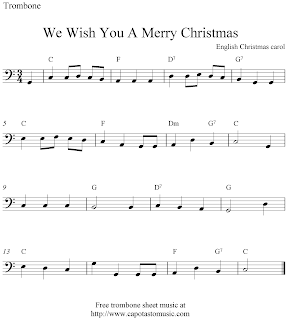 free christmas piano sheet music we wish you a merry christmas - Free Christmas Piano Sheet Music