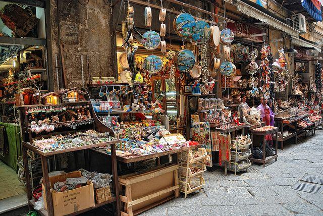 San Gregorio Armeno a Napoli