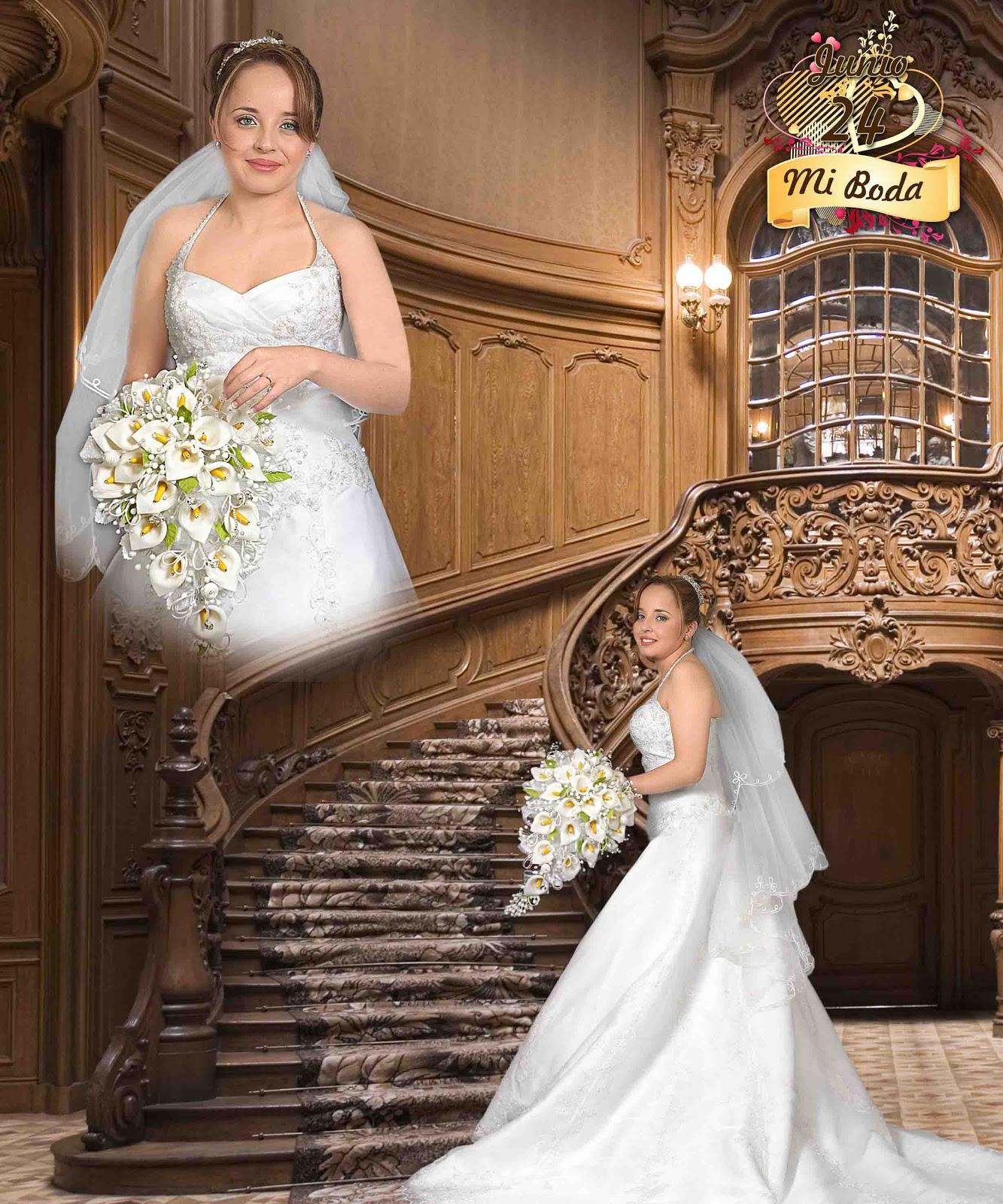 plantillas para boda photoshop gratis
