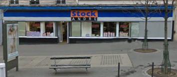 Stock André Chaussures et soldes permanentes