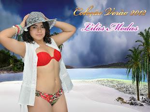 Veja a coleção 2012 lilás Modas
