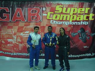 From Left:Syazril Amri, K.Logeswaran, Mohd Afiq