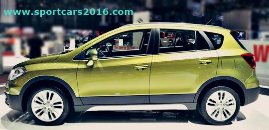 2016 Suzuki SX4 Specs
