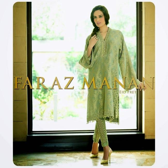 Designer Eid Dress Collection