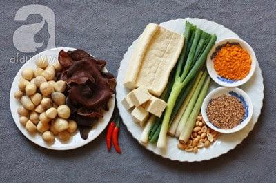 Món đậu phụ kho kiểu Huế với cách làm đơn giản 1