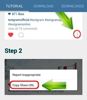 Cara Mudah Save/Download Video atau Foto Instagram Pada Android
