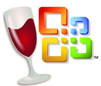 Install Wine and Office 2010