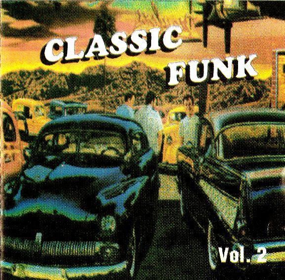 Classic Funk Vol. 2